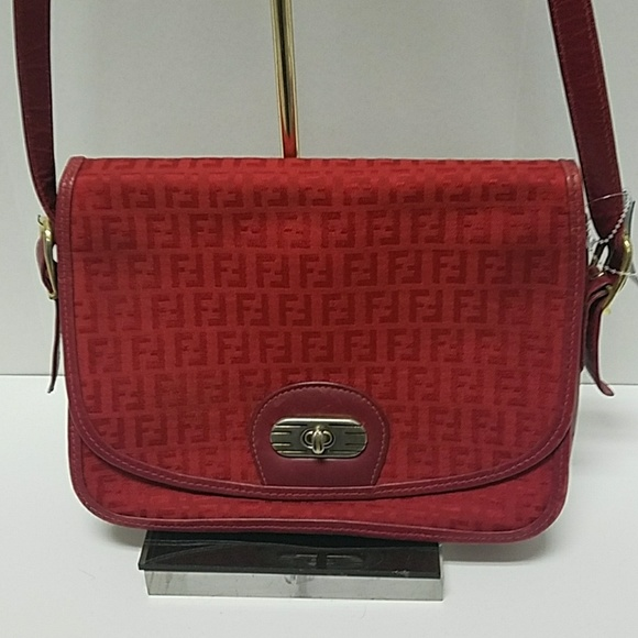 22f5f83d520b Fendi Handbags - Vintage Fendi Purse
